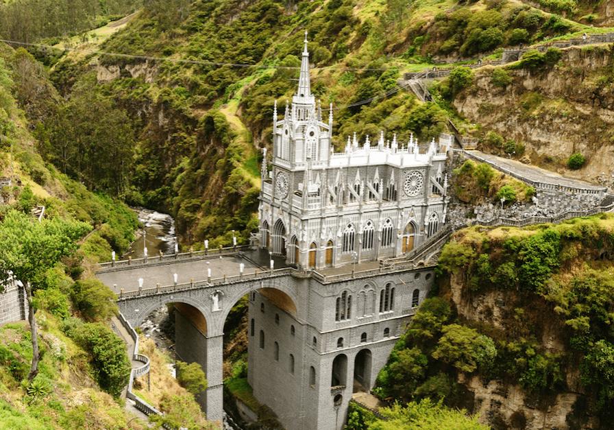 Santuario de las Lajas, Nariño
